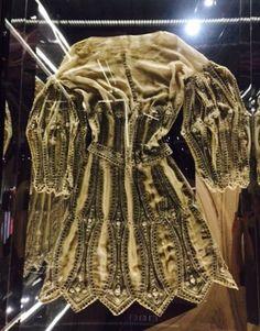 Jeanne Lanvin gown for the 1925 Art Deco Exhibition, Paris