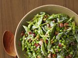 Picture of Creamy Spring Peas With Pancetta Recipe