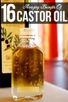Here are the 18 amazing uses and benefits of castor oil in our daily lives. ....