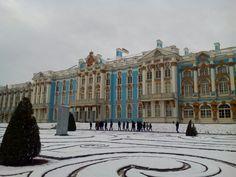 Rusia in autumn