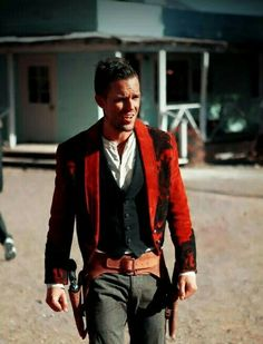 "Brandon Flowers for ""The Cowboy's Christmas Ball"""