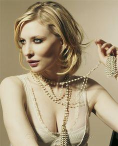 Cate Blanchett, Harper's Bazaar Australia '2004