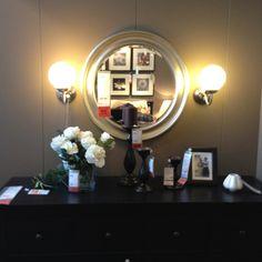 IKEA bedroom decor and set