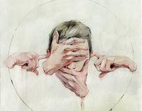 Illustrations 2 by Dima Rebus, via Behance
