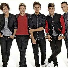 The one direction boys xxxxx