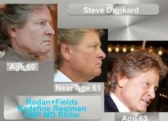 Is Rodan + Fields just for women? NOPE!! Meet Steve Drinkard, PRODUCT LIABILITY LAWYER. He set out to prove that the products didn't work....and boy was he SURPRISED!! HE LOOKS AMAZING!!! AMAZING Results!! L