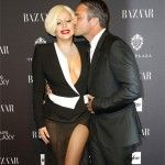 Lady Gaga e Taylor Kinney sul red carpet newyorchese