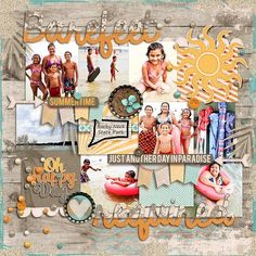 A Project by marnel from our Scrapbooking Gallery originally submitted at PM Vacation Scrapbook, Kids Scrapbook, Scrapbook Paper Crafts, Scrapbook Cards, Paper Crafting, Scrapbook Sketches, Scrapbooking Layouts, Craft Shop, Card Making Inspiration