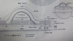 麻ひも バッグ 編み図 - Google 検索