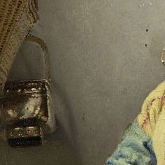 The Milkmaid, Johannes Vermeer, c. 1660 - Search - Rijksmuseum