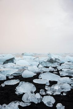 Escape to Iceland and visit Diamond Beach Diamond Beach Iceland, Iceland Beach, Places Around The World, Around The Worlds, Iceland Travel, Best Photographers, Adventure Is Out There, Vacation Spots, Places To See