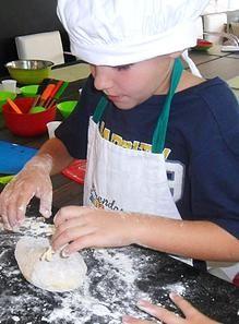 oficinas para crianças - oficina de culinária infantil