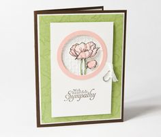 Stampin Up Simply Sketched   Color Challenge BB10