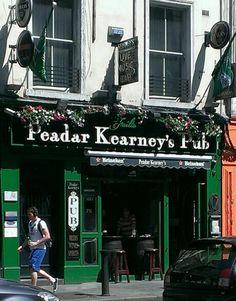 Dublin Ireland Fun Pub!!