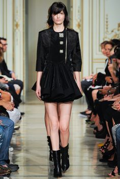 Zlata Mangafic  Francesco Scognamiglio Spring 2014 Ready-to-Wear Collection Slideshow on Style.com