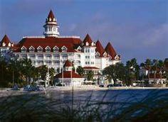 Grand Floridian, Disney World