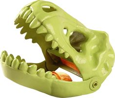 HABA Dinosaur Sand Glove - Toy Digger and Play Artifact for the Beach, Sandbox or any Excavating Site. Our dinosaur is perfect for fostering your child's interest in digging, especially for dinosaur bones, with this dinosaur head shovel. Develop your child's sense of activity and love for the outdoors with this dinosaur shaped sand digger. Use the head to scoop the sand, or bury the head and have your child dig to find it! Proud recipient of a 2015 Family Fun Toy Fair Favorite Award…
