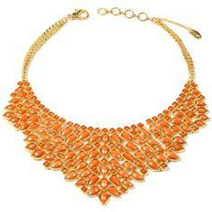 Amrita Singh Rosaline Necklace ($250) ❤ liked on Polyvore