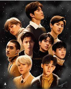 Who is your Bias, yorobun? Shin Won Ho Cute, Fanfiction, Pose, Fanart, Exo Chen, Exo Exo, Manga Love, Kim Jong In, Park Chanyeol