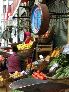 Mercado Cardonal -Valparaiso, Chile
