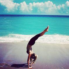 #fitspo #workout #lovesurf #beachy #hautehealthy