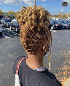 Short Locs Hairstyles, Ethnic Hairstyles, Natural Hair Weaves, Natural Hair Styles, Beautiful Dreadlocks, Dreads Styles, Hair Skin Nails, Gorgeous Hair, Healthy Hair