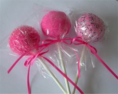 Cake Pops It's a Girl Baby Shower Sweet by SimplyDivineDesserts, $31.20