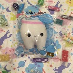 Cutie creative tooth squishy