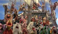 """"""" I've got cabin fever.....I've got it tooooooo"""" Muppet Treasure Island...there is just so much to love about this movie!"""