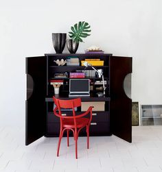 DOMINO:your small space can have a home office - we have proof!