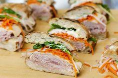 gramercy tavern. sandwich.