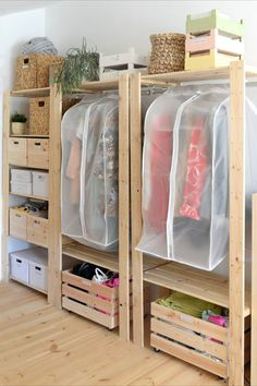 Design and organization of the domestic workshop Pallet Closet, Pallet Ideas Easy, Home Room Design, Diy Pallet Furniture, Storage Design, Room Decor Bedroom, Room Inspiration, Diy Home Decor, Home Goods