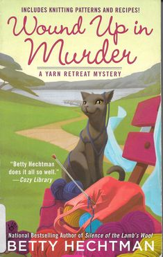 Another yarn retreat mystery. Interesting how the author manages to have a murder victim who's not sympathetic yet has ties to recurring characters in the series. Besides, descriptions of the Monterey Peninsula do indeed make me want to visit that part of California.