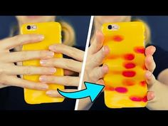 15 TOTALLY COOL DIY PHONE CASES - YouTube