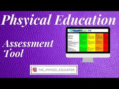 How to Assess Children In PE Using the Physical Education Assessment Tool 😱🔥✅ - YouTube #Physicaleducation #Physed #PhysicalEducationgames