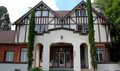 """""""The Big House"""" in #Macon #Georgia has been featured on MSN Real Estate's list of """"Homes where music history was made."""" #AllmanBrothers"""