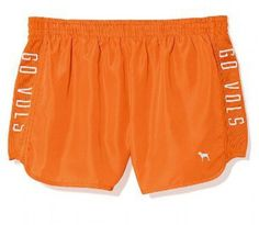 University of Tennessee Victoria secret campus shorts