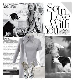 """""""Our Loves Fur Real"""" by heidijoe ❤ liked on Polyvore featuring Abercrombie & Fitch, J. JS Lee, Prada and Burberry"""