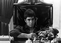All I Have In This World Is My Balls And My Words .. And i Dont Break Them For No One #Scarface