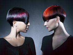 Collezione:KREoG 013 Hairstylist: Cristiano Leuzzi, Alessio Giorgi (Colore) Make up:Carla Tibaldi Fotografia: Cristiano Leuzzi