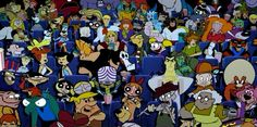 Cartoon Network 90s shows