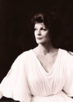 Before she was Professor McGonagall, before she as the Dowager Countess, Maggie Smith was Thetis, Goddess of the Sea in Clash of the Titans.