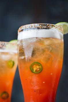 Spicy Micheladas and The Greatest Mexican Food Recipes Ever!!