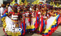 Colombia viva en las Fiestas de San Pacho