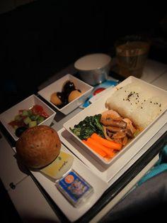 トルコ航空:機内食