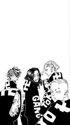 Capitanes de la tokyo manji