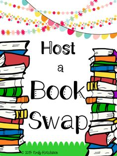 Host a book swap wit