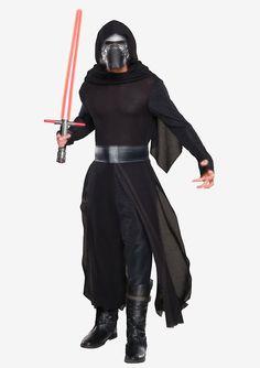 Star Wars Adult Kylo Ren Costume #HalloweenCostumes2016