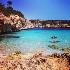 Caló D'Es Moro - Mallorca summer