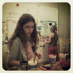 experimentando con nuevas pinturas Painting, Art, Home Workshop, Paintings, Art Background, Painting Art, Kunst, Gcse Art, Painted Canvas